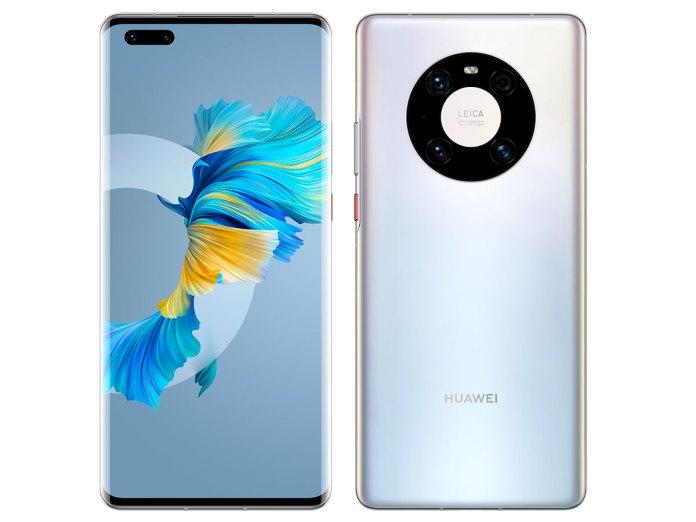 Huawei Mate 40 Pro – мощен хардуер, най-добрата камера и батерия, която се зарежда за минути